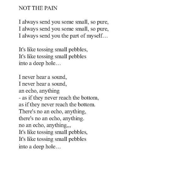 not pain edj